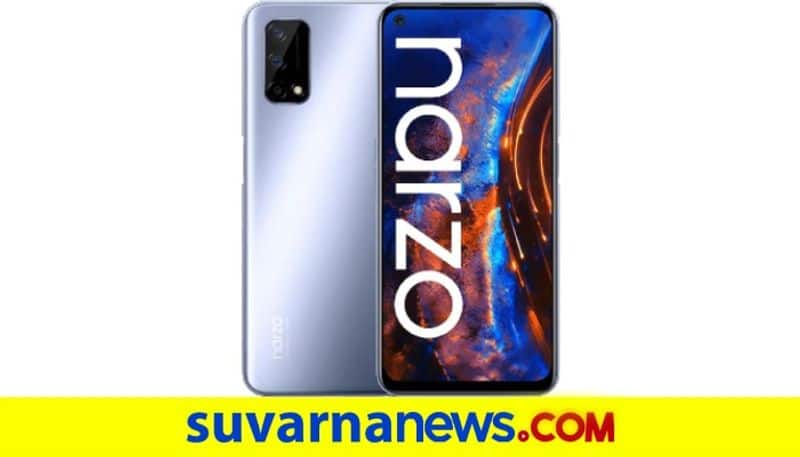 Realme released its new two smarts phone with motion activated night light