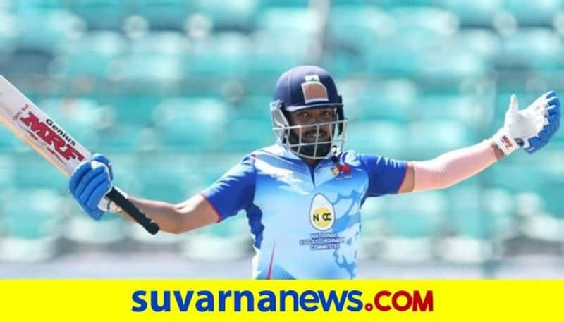 Vijay Hazare Trophy Mumbai Thrashed Karnataka by 72 runs in Semi Final Match in Delhi kvn