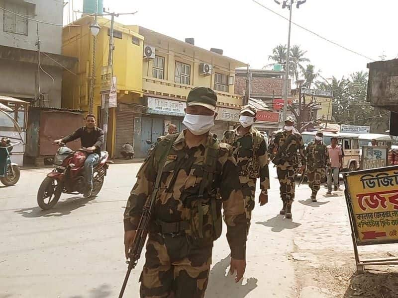 Central forces to stay after voting to prevent clashes in some constituencies, says EC ALB