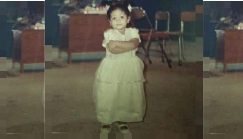 Do you know who this baby I am Favorite to share childhood picture