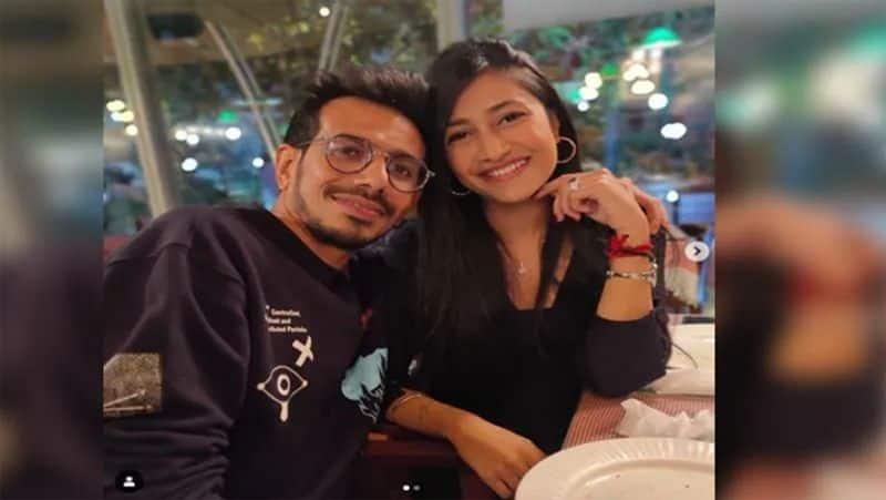 Heres how Yuzvendra Chahal, wife Dhanashree Verma are vacationing in Maldives (Watch video)-ayh
