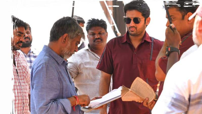Nithin latest check movie closing collections jsp
