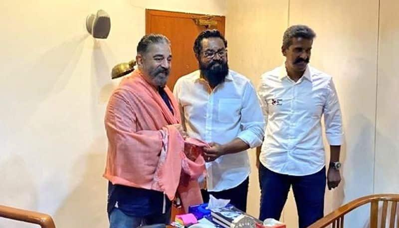 Kamal Haasan meets Sarath Kumar and IJK as buzz over Third Front in TN takes shape ksp