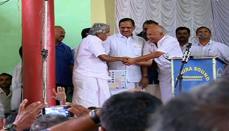 muslim league for Thiruvambady