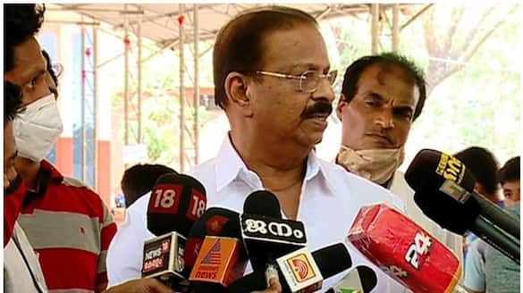 K Sudhakaran demands changes in congress leadership after election results are announced