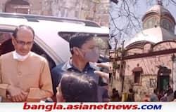 <p>Image of Madhya Pradesh Chief Minister Shivraj Singh Chouhan</p>