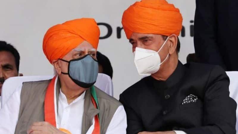 Proud of leaders like our pm modi said congress leader Ghulam Nabi azad bsm