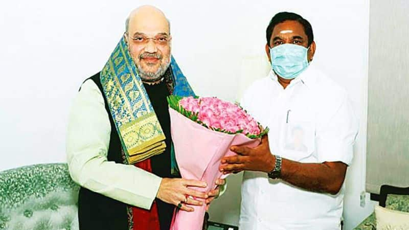 ADMK - BJP alliance confirm... Bjp contest in 20 assembly seats in admk allay