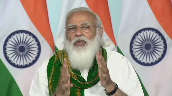 Prime Minister Narendra Modi to address the nation at 5PM on Monday pod