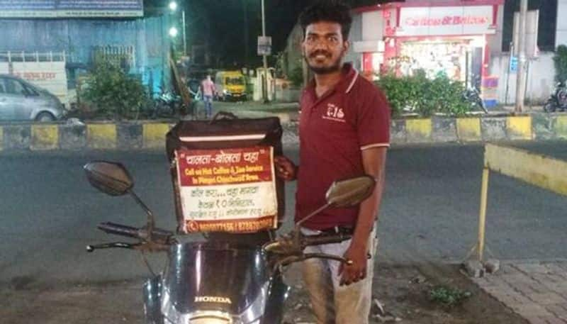 How a security guard quit his profession to take up selling tea and enjoy handsome profits