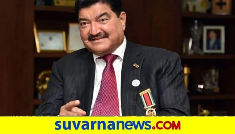Im Strong i will win One Day Says BR Shetty in Udupi snr