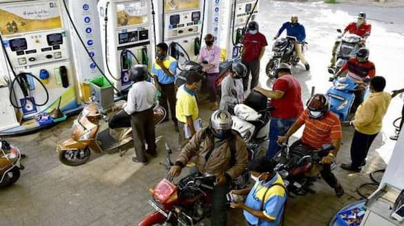 Petrol prices will catch fire  Crude oil made a high jump in the international market see reason