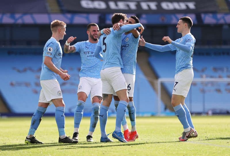 <p><strong>Can Manchester City survive the Wolves?</strong><br /> City is coming off a shaky 2-1 win over fourth-placed West Ham United on Saturday at home. Although it is yet to be beaten across competitions this year, the win against The Hammers was not convincing. Meanwhile, 12th-placed Wolverhampton Wanderers travels to Etihad on Tuesday night. While it should be another easy task for City, Wolves can spring in a surprise. Nonetheless, the result of the game won't affect City's position on top.</p>