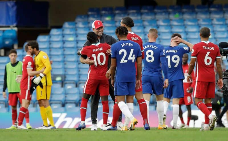<p><strong>Can Liverpool bring an end to its Anfield misery against Chelsea?</strong><br /> Defending champion Liverpool is on a woeful ride of late, especially at Anfield, having lost five games in a row. While it is coming off a 2-0 win at relegation-threatened Sheffield on Sunday, things would get complicated at home once again, as it takes on fifth-placed Chelsea on Thursday. While it would be intense, a win for sixth-placed Liverpool could take it to fourth, as a loss could drop it to seventh. As for The Blues, while a win could take it to fourth, a loss could see it slipping to seventh.</p>