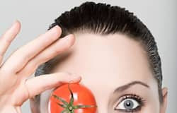 <p><strong>Tomato Eye Toner: </strong>Tomatoes make for an excellent exfoliating agent. It is a hit when it comes to beauty regimes. Mix lemon juice and fresh tomato juice and massage the eye area with this daily. Leave the toner on for about 20 minutes and wash with coconut water.<br /> &nbsp;</p>
