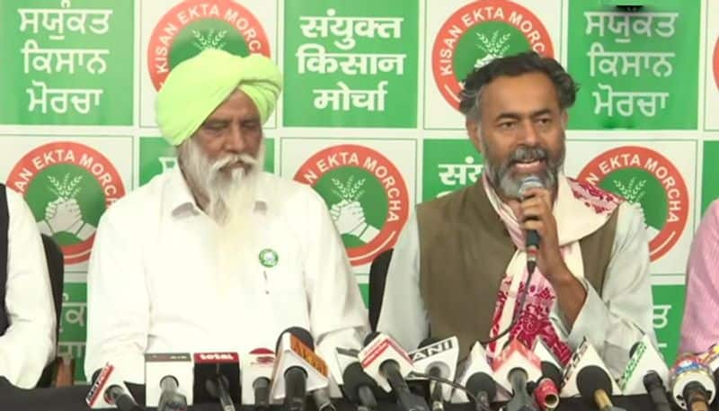 Samyukta Kisan Morcha announces campaign against BJP in poll-bound states ALB