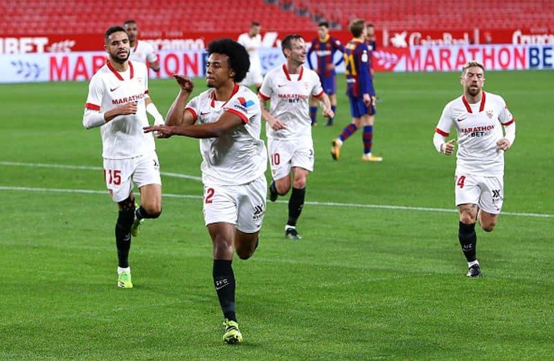 Copa del Rey Semi final Leg 2 Barcelona vs Sevilla Preview