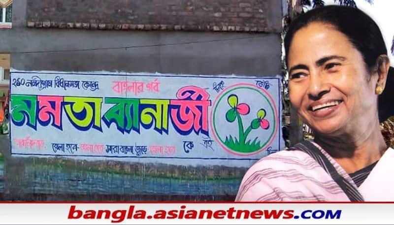 Releasing the list of candidates, the confident Mamata said khela hobe bsm