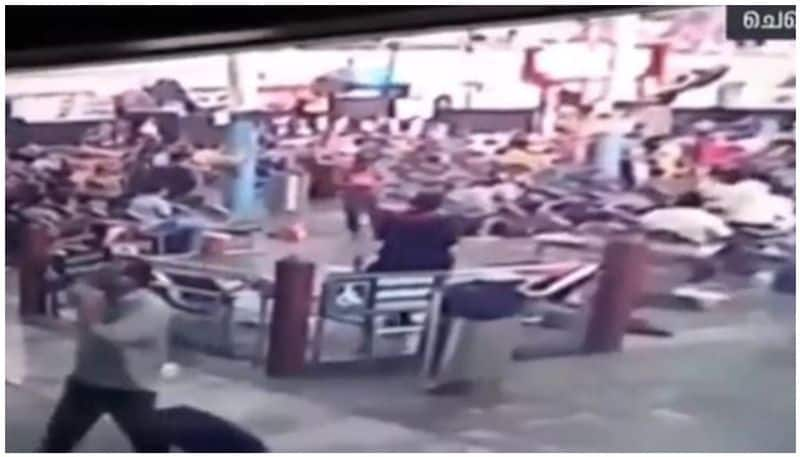 Man beaten to death in Chennai central railway station in front of passengers