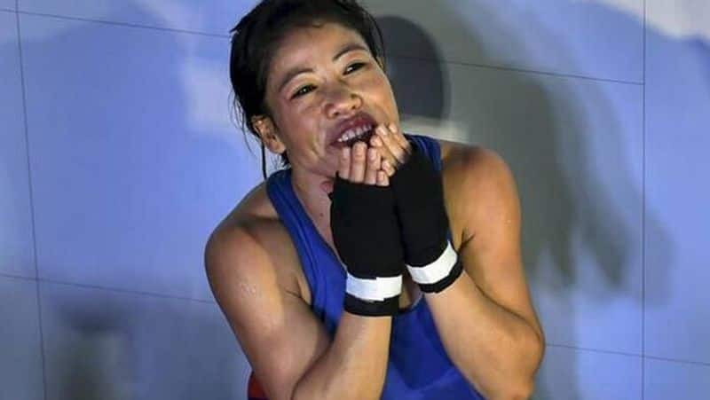 <p>Indian boxer MC Mary Kom is showing no signs of slowing down. Even at the age of 38, the Manipuri boxer continues to rule the world in the sport</p>