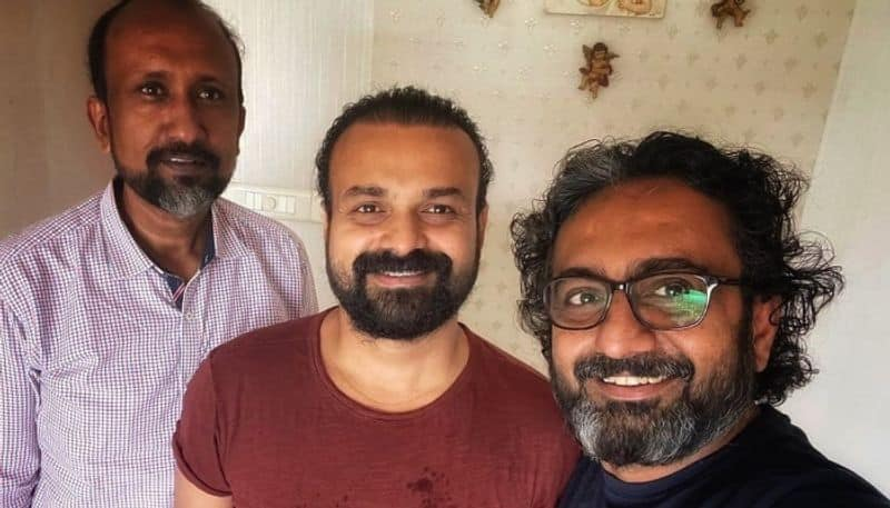 kunchacko boban to play the lead in new movie directed by ratheesh balakrishnan poduval