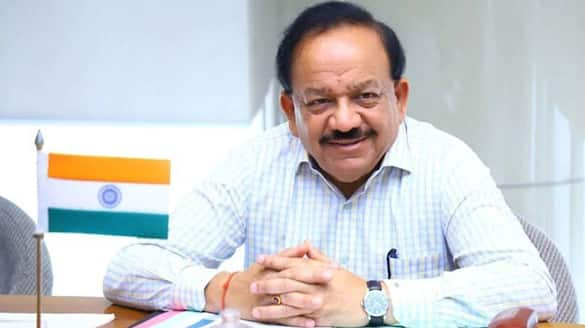 Harsh Vardhan will chair meeting with health ministers of 11 states and UT on April 6 ckm