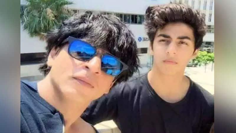 Shah Rukh Khan son Aryan Khan being questioned in Mumbai cruise drugs case bpsb