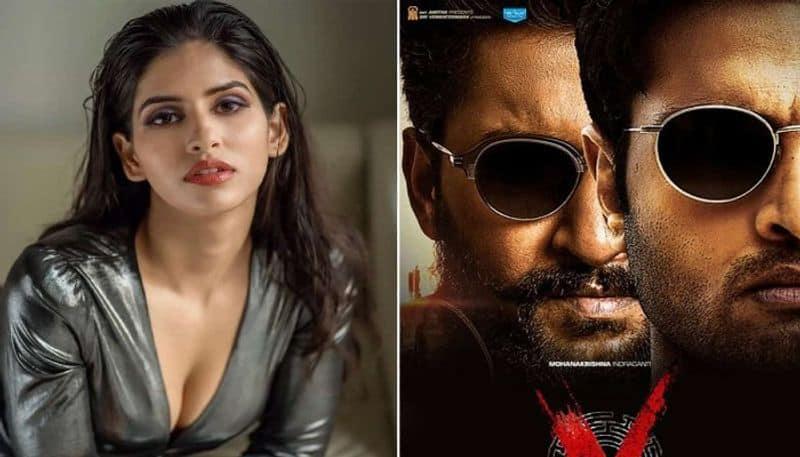 model sakshi malik files defamation suit against nani starrer v movie  arj