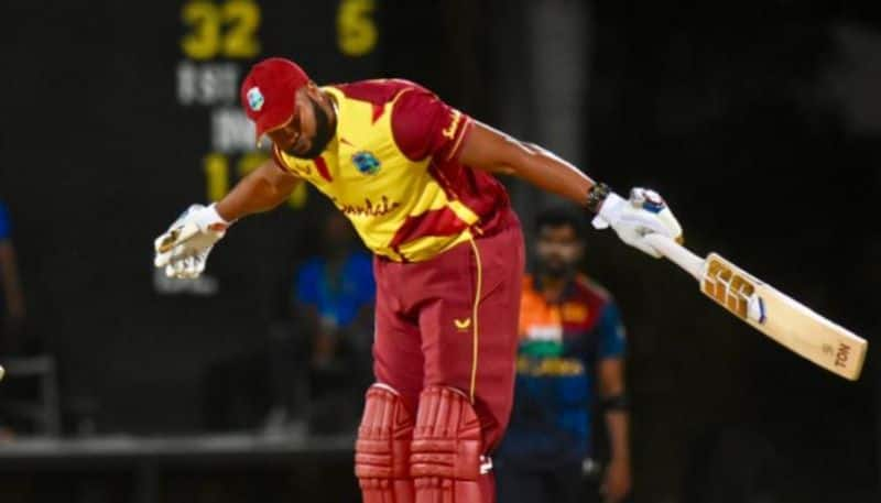 kieron pollard hits 6 sixes in an over against sri lanka in t20 and west indies win