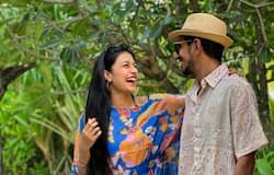 <p>As of now, they are vacationing in the heavenly country, Maldives. Meanwhile, Dhahanshree recently shared a picture of theirs, where both are seen sharing a smile, with Chahal wearing a casual, while Dhanashree wears a colourful one-piece causal.</p>