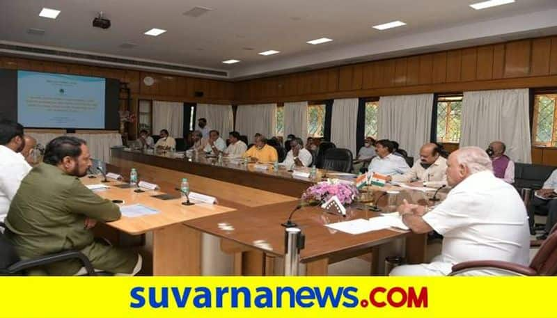 Government Committed to Build Alternative Reservoir for TB Dam Says Yediyurappa grg