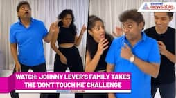 Johny Lever's 'Don't Touch Me' Challenge with Kids breaks the Internet, Watch here - gps