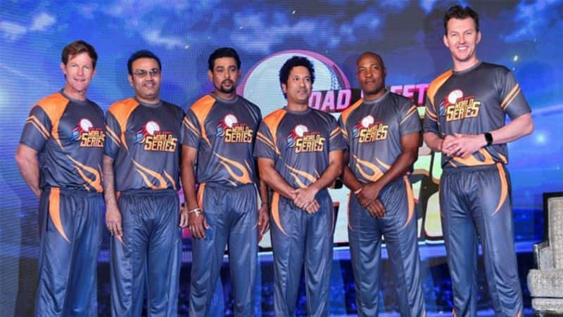 India legends takes Bangladesh legends in road safety series