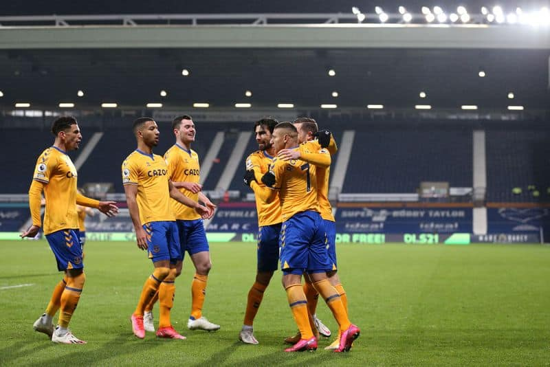 <p><strong>Everton pips West Brom</strong><br /> Everton is having a great season, as it managed to beat West Bromwich Albion 1-0 away from home. While Richarlison was the lone goal-scorer in the 65th minute, The Toffees has managed to rise to fifth place, thus staying in contention for the top-four (UEFA&nbsp;Champions League) spot.</p>
