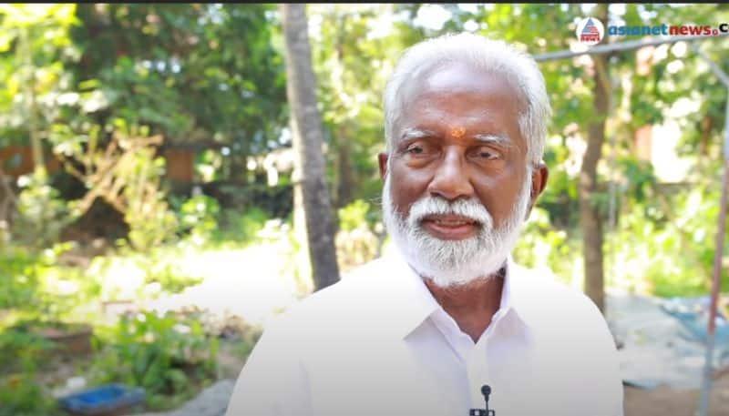 Kerala Legislative Assembly Election 2021 BJP leader Kummanam Rajasekharan by Anil Adoor
