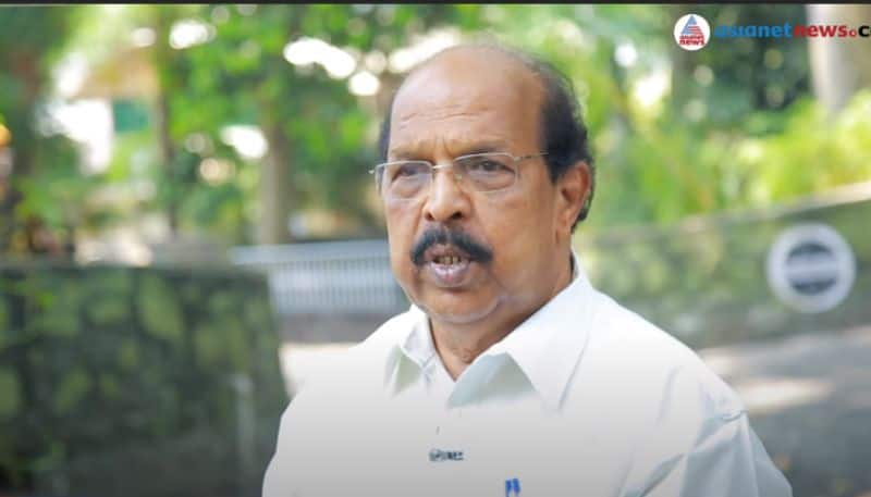 Kerala Legislative Assembly Election 2021 Minister G Sudhakaran interview by Anil Adoor