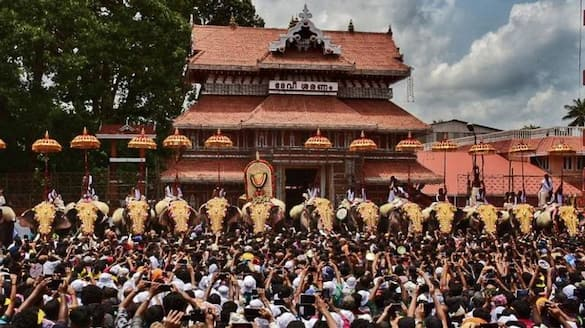 district medical office thrissur oppose decision to conduct thrissur pooram