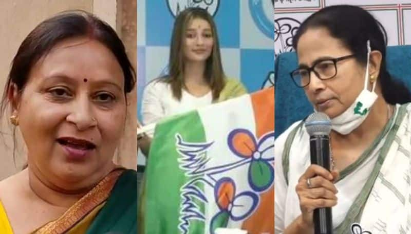 Shampa Daripa expresses anger against TMC for not getting ticket in west bengal assembly elections 2021 spb