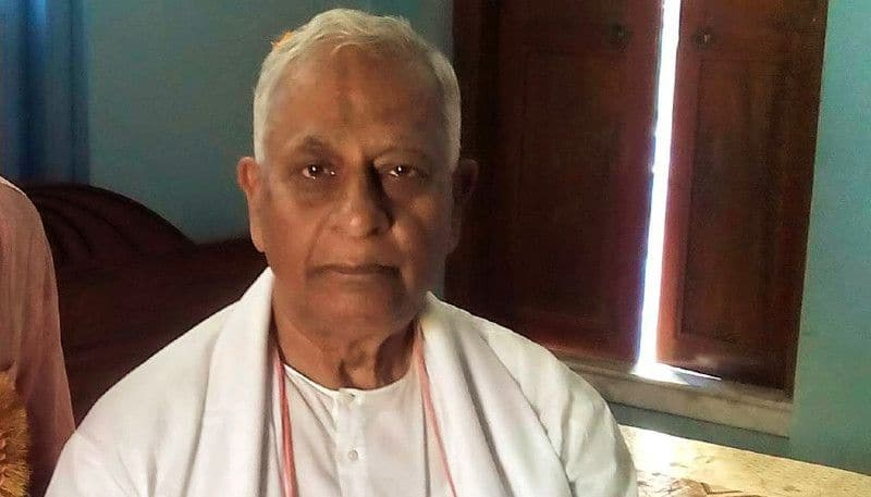 Rabindranath Bhattacharya expresses his anger against Mamata Banerjee after TMC drops him from candidate list ALB