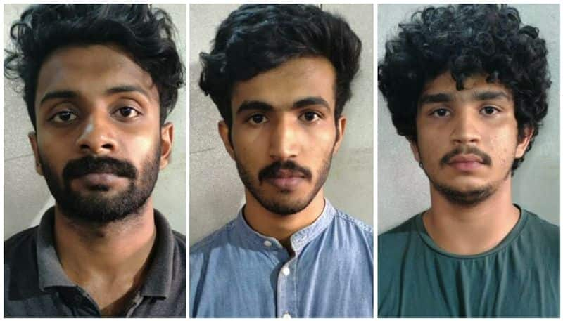 three malayalee students arrested in mangaluru for ragging juniors
