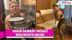 Rakhi Sawant is missing the 'Bigg Boss' house; Watch the hilarious video - gps