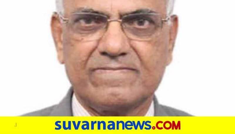 Agricultural Scientist M Mahadevappa Passes Away in Mysuru grg