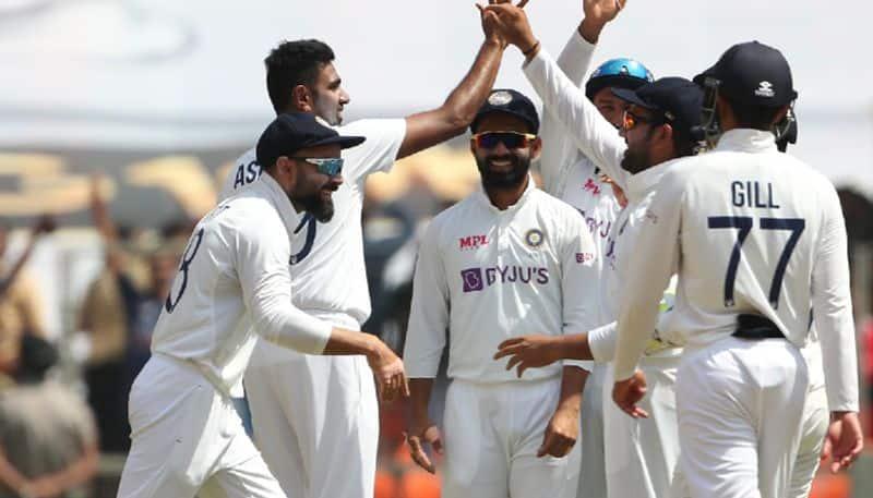 Team India retains top spot in ICC Test Team rankings