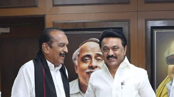 Vaiko given rs.10 lakh to CM Relief fund for corona pandemic