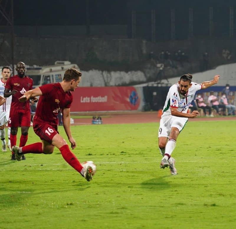 North East United takes ATK Mohun Bagan in ISL semi final today