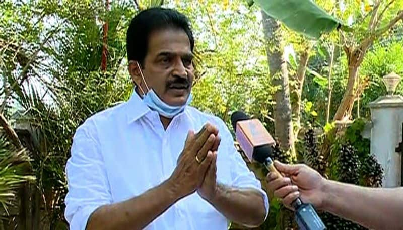 kc Venugopal accused bjp and cpm is working together to fool people and aim is to defeat congress