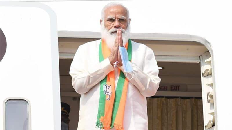 PM Narendra Modi thanks Bengal after Kolkata rally says BJP states preferred choice ckm