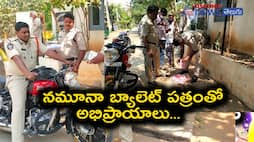 election survey...one gang arrested in vijayawada