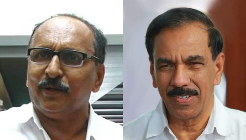 CV Balachandran and KC Abu appointed as KPCC spoke persons