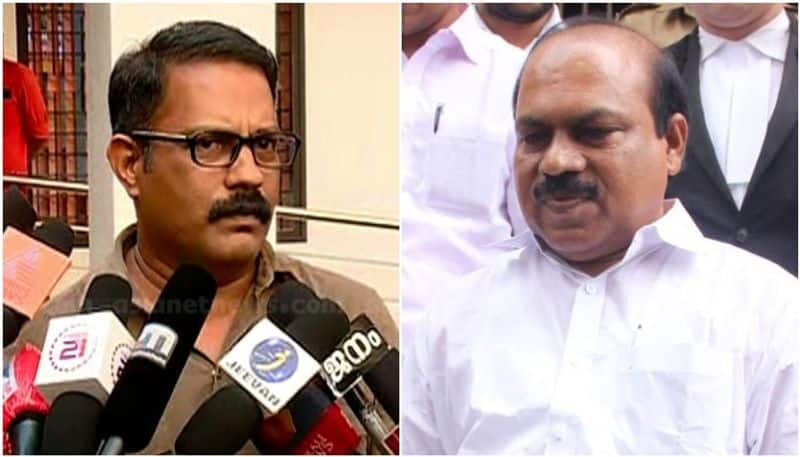 league local leadership expresses displeasure in fielding ebrahimkunju and k m shaji